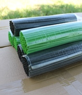 PVC agricultural pipe packaged in PE bag